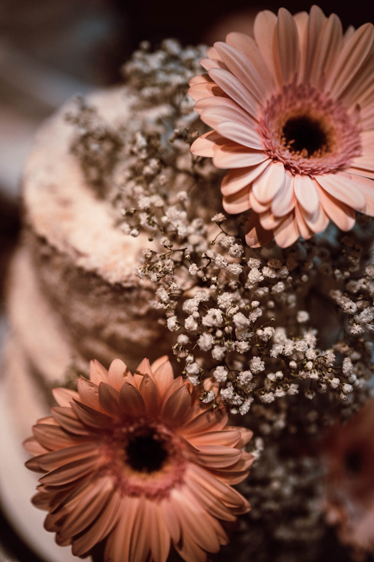 Hochzeitstorte Deko