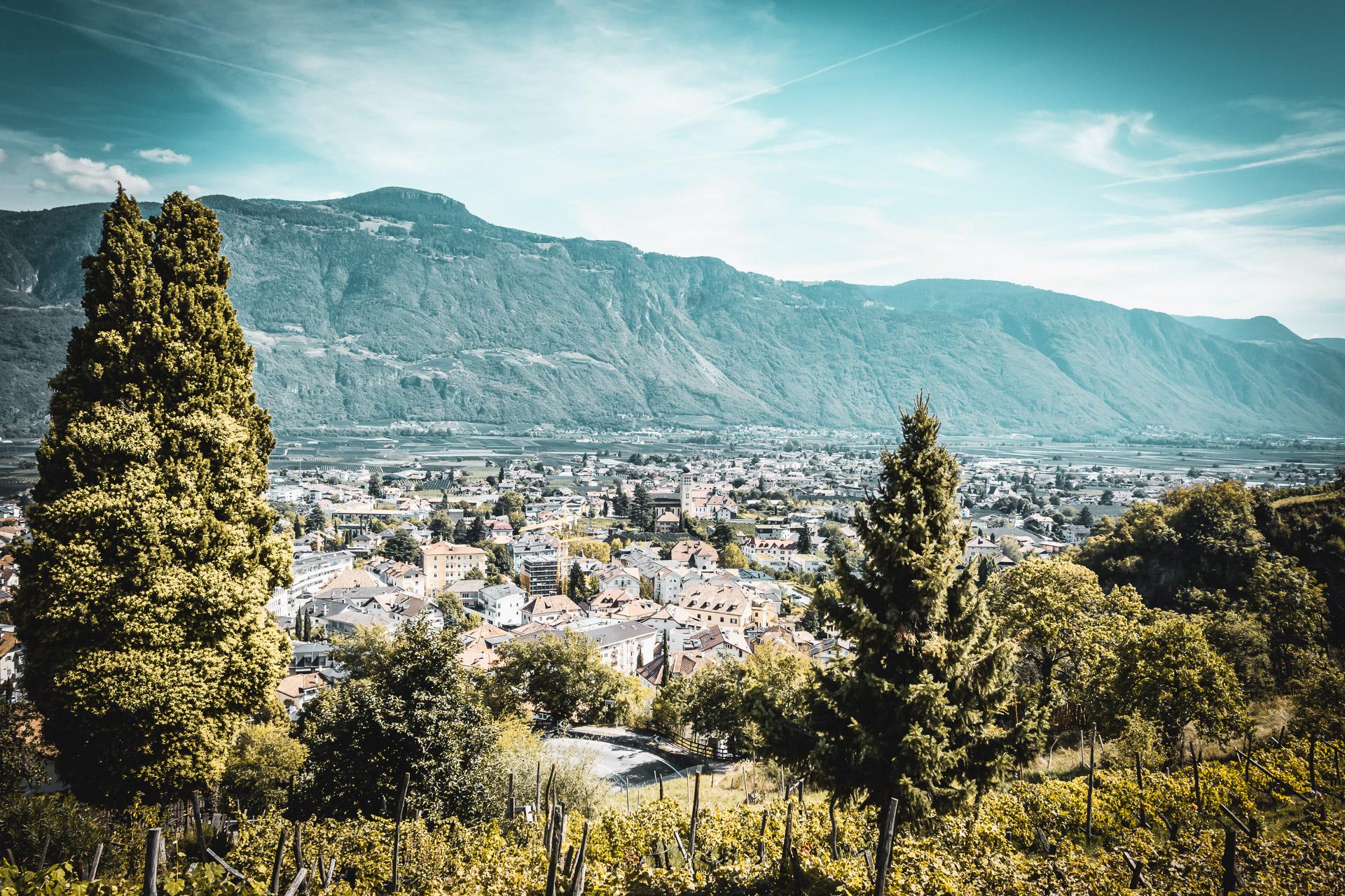 Panorama Lana